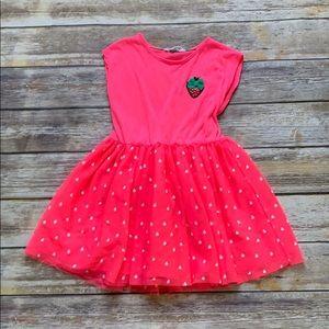 H&M Strawberry Tutu Dress